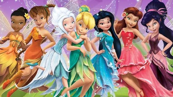 Find out which Disney fairy you look like!