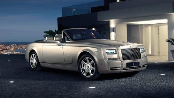 Rolls-Royce, Jaguar, BMW i8, or something else...?