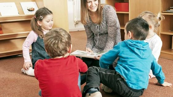 A TORY thinktank claim child benefit should be slashed if parents don't make the most of free pre-school services. Do you agree?