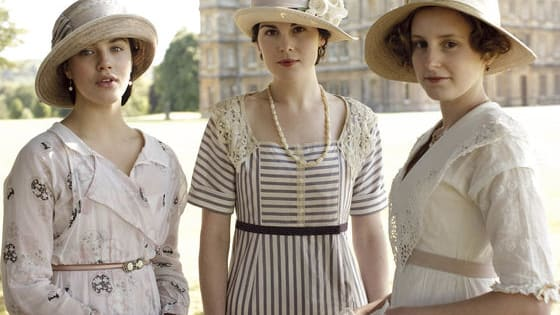 You like fashion? And you are also big fan of Downton Abbey series? Well, I think this quiz is perfect for you!