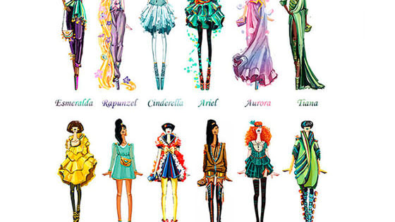 Ever wondered as which Disney princess you should dress up best? Well, let's find out!