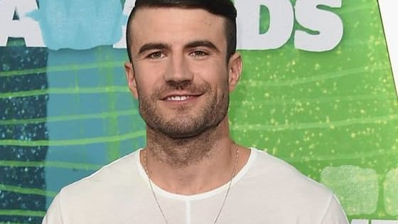 A quiz about country singer Sam Hunt. :)