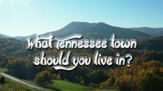 Created by a Tennessee expert, find out what town in the state best suits you.