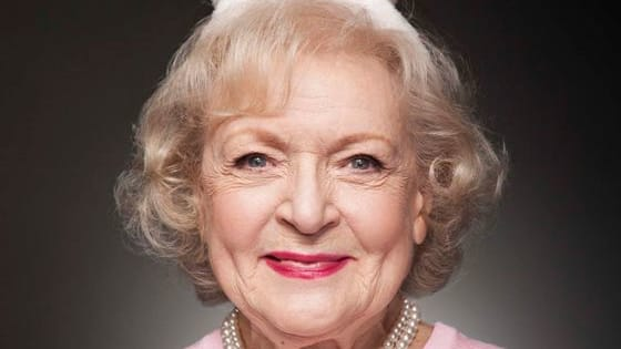 The old school star dishes out advice on turning 95 years young!