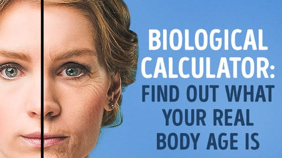 What time is it now according to your biological clock? This calculator has the answer!