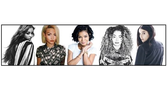 Is It Tinashe, Ella Eyre, Asami Zdrenka, Jhené Aiko or BANKS? Find Out Now...