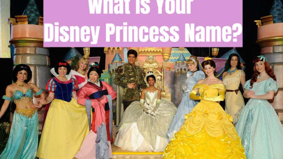 Are you named after Belle? Or maybe Jasmine? Know your true Disney name right now!