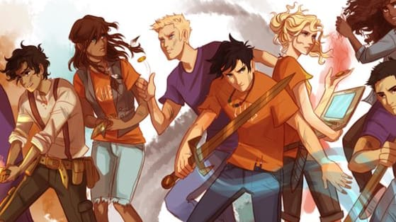 Haven't you always dreamed about your Percy Jackson soulmate? Well now you know who it is!