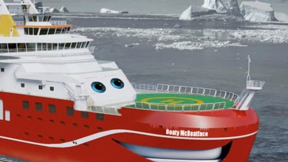 Boaty McBoatface isn't nearly as crazy as some actual genuine ship names. Are these real or ones we've made up?