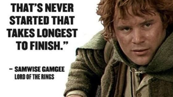 Have you seen the Lord of the Rings trilogy more times than you can count? Think you can remember which character said which quote from the Lord of the Rings movie trilogy?