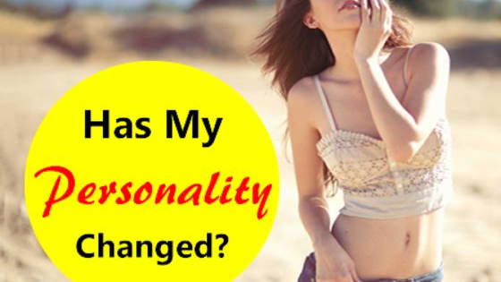 How have you changed based your personality? You've grown? Yes. Although, people experience different personalities as they meet new people and depends on what direction they choose to be in!  Find us on Facebook: www.facebook.com/moneyprobs Visit our website: www.moneyprobs.com For more wonderful quizzes and inspiring stories!