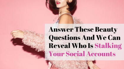 We know you want to find out who your stalker really is!