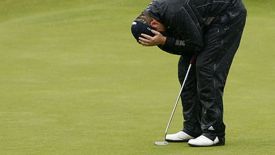 Putting is hard. Just ask these Tour pros!