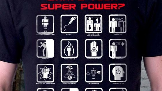 You have a secret superpower that no one told you about all your life.  Find out now and let the question be answered!