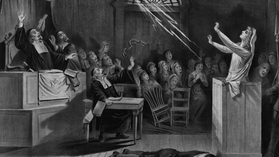 Not qualifying for burning as a witch is harder than you might imagine. Find out here if you would survive the Salem Witch Trials!