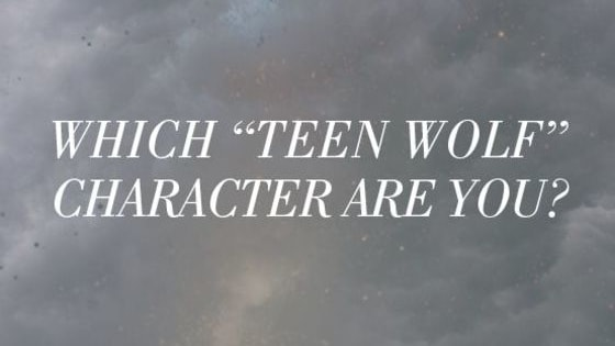Do you have a favourite character from Teen Wolf? Is Stiles your favourite? Or is it Lydia? Find out which one you are here.