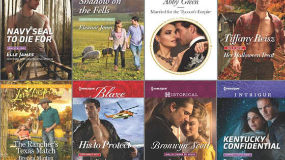 Want to narrow in on your next big read? Don't worry, we're here to help. We'll find the Harlequin series that's perfect for you!