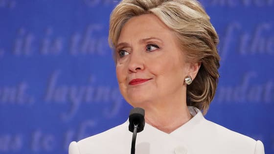 """Mike Pence was booed at """"Hamilton"""", but broadway was much more welcoming to Hillary Clinton..."""