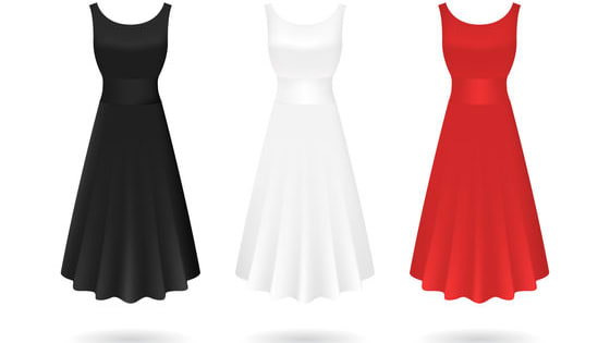 Find out what stylish party frock fits you best!