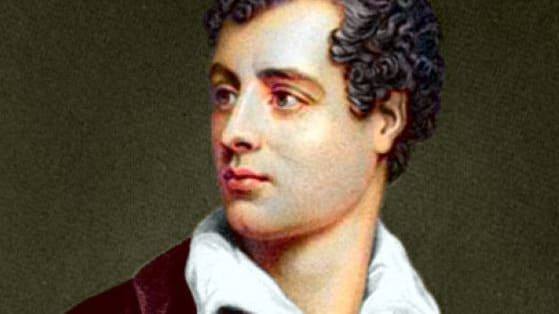 Can you correctly order these pairs of poetry lines from Lord Byron's famously beautiful poem She Walks in Beauty?