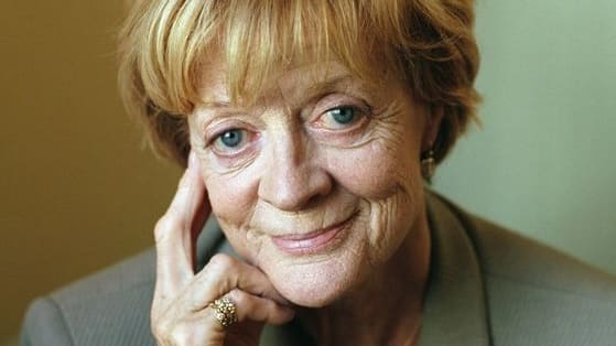 No matter whether in a role or in real life, it's Maggie Smith's world and we're all just living in it.