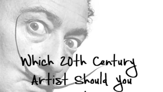 Let's see which famous 20th century artist would be your ideal partner if they were still alive and kicking today.