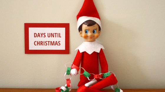 The Elf on the Shelf is a holiday tradition for millions of families. From the book to the actual elf, families are engaged in this unique holiday tradition with variations of the Elf on the Shelf being revealed. Sometimes the Elf on the Shelf is named by the family and it's almost always hiding in unique places around the house. How much do you know about this fun holiday tradition celebrated by families? #elfontheshelf   (Big thanks to celebrity columnist Jodi Jill for quiz facts.)