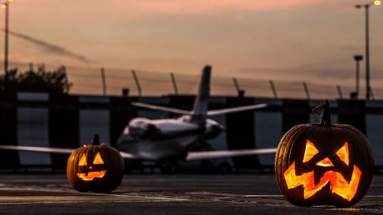 Can you identify the owners of these frightening airport codes?