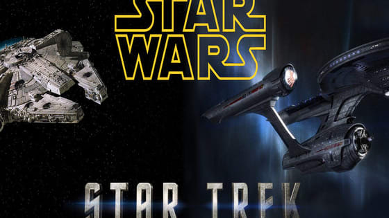Star Wars's and Star Trek's fans are smart and know their characters very well. Which is better : STAR WARS or STAR TREK ? If you like this, go to here : https://www.playbuzz.com/spider10