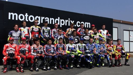See how far back does your memory goes at the Japanese MotoGP...