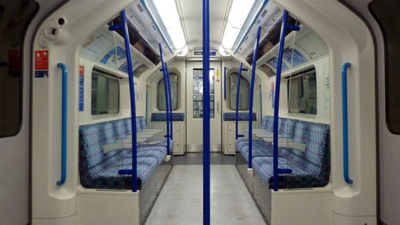 Think you know your Central line interiors from your Bakerloo....?