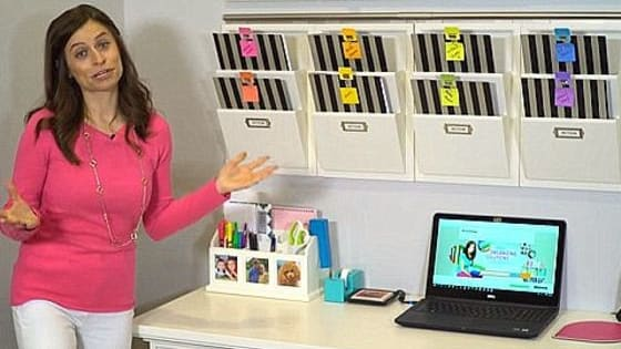 Professional organiser Alejandra Costello shares the secrets you need to de-clutter your whole life!