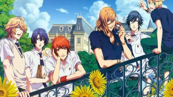 Here are my favorite Guys and Girls from the Anime world.  KOKO NI IKU