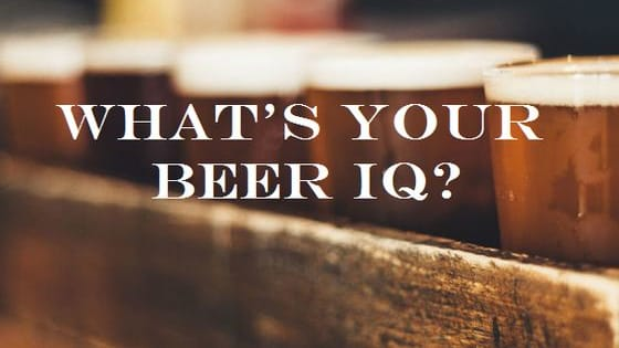 Crack open a cold one and take the quiz to see if you could pass an A-Level in your knowledge of beer.