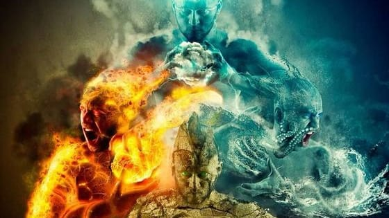In this quiz find your element superpower. It connects to your personality and the different elements are: Fire, Water, Earth, Air, Lava, Life, Ice and the Mind.