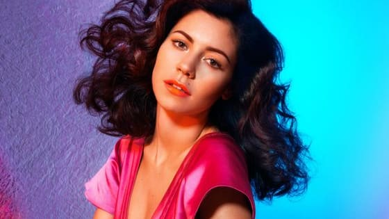 Everyone is a fan of Marina and the Diamonds, but how much of a Diamond are you really?