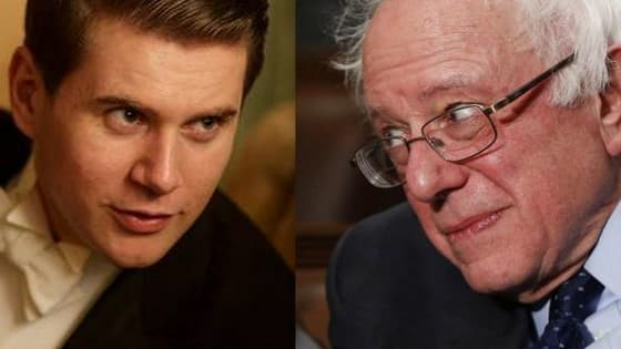 While Bernie Sanders is a world apart from Downton Abbey, he and Tom Branson do have very similar political leanings.   Can you guess who said what?