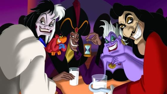 Most any Disney fan can pick Ursula, Maleficent, or Jafar out of a lineup.  But do you know the names of these more obscure villains from Disney animated features?