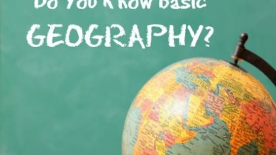 Think you remember the difference between latitude and longitude? Take this quiz to test your geography knowledge!