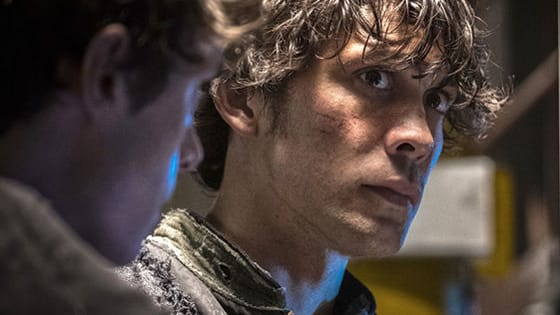 """The 100 Season 4 Episode 2,  """"Heavy lies The Crown"""" made Bellamy Blake make a difficult choice. Take the Hydro Generator home to help save everyone in 6 months, or use it to free the 25 enslaved Arkers being held captive by the Ice Nation. He had to decide on the spot as it was the slaves last chance for freedom. He chose to free the slaves. """"We save who we can save today,"""" he said. His decision was met with anger and criticism from Raven and disappointment but understanding from Clarke.  Did he make the ri"""