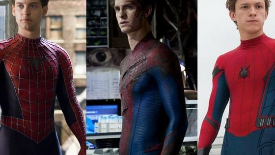 Is Tobey Maguire, Andrew Garfield or Tom Holland the guy for you?