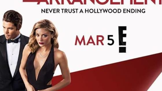 The Arrangement looks to be a sure-fire hit and Sunday is sure to be one sexy night! E! The Entertainment Network is branching out into producing a new scripted series and is pairing it with the movie Fifty Shades of Grey on March 5th at 7:30pm EST.  The Arrangement premieres at 10pm EST on E!