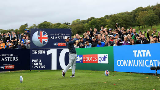 How much do you know about the British Masters? Put your knowledge to the test in our quickfire quiz...
