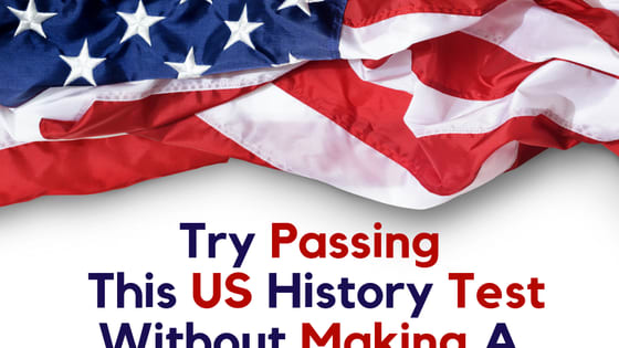 How much do you really know about US history??