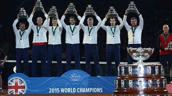 The Davis Cup quarter-finals are not far away. So test your knowledge on the tournament winners.