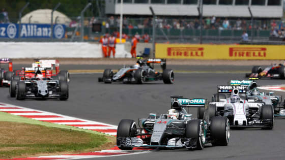 How's your knowledge of British Grand Prix history?