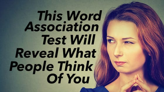 Ever wonder what  people think of you? Well now you can find out! Choose your words and see what you get!