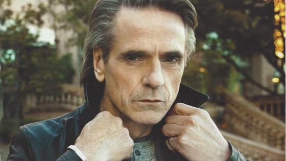 He delivers a brilliant performance in every scene, his amazing voice instantly captivates the audience... ladies and gentlemen, let's celebrate: Jeremy Irons!