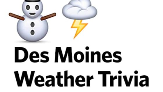 How well do you remember the weather in Des Moines in 2015? Answer these questions to find out. Sponsored by http://kohlesandbach.com/