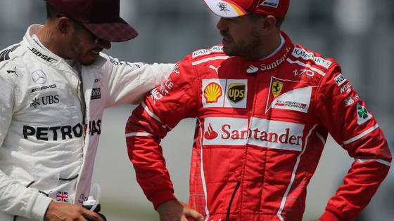 Will Lewis Hamilton and Sebastian Vettel work through their differences or will their new found bitter rivalry be a match for these epic F1 match ups?